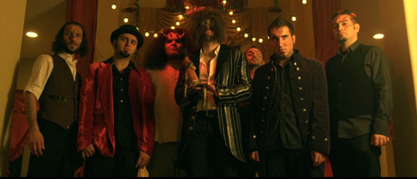Angus Scrimm Featured in Carnivalia, New Music Video From Viza