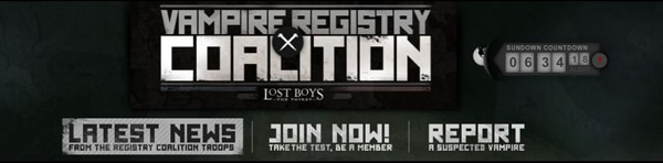 Lost Boys: The Thirst - Join the Fight Against Vampires!
