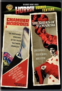Chamber of Horrors / The Brides of Fu Manchu DVD review (click for larger image)