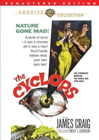 The Cyclops on DVD