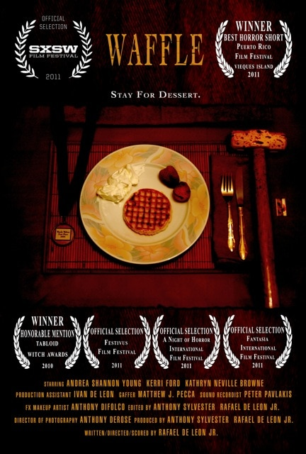 Dig into the Tense Short Film Waffle