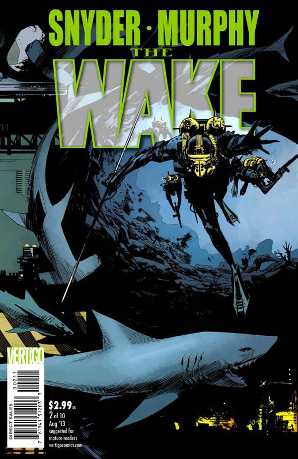The Wake Issue 2