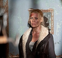 The Walking Dead Interviews: Larry King Chats with David Morrissey and Laurie Holden