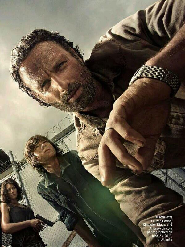 walking dead image 2 - #SDCC 2013: Walking Dead Season 4 Trailer, Images, and More!