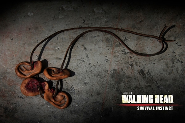 Exclusive Screenshots, Contest, and Survival Tips for The Walking Dead: Survival Instinct (click for larger image)