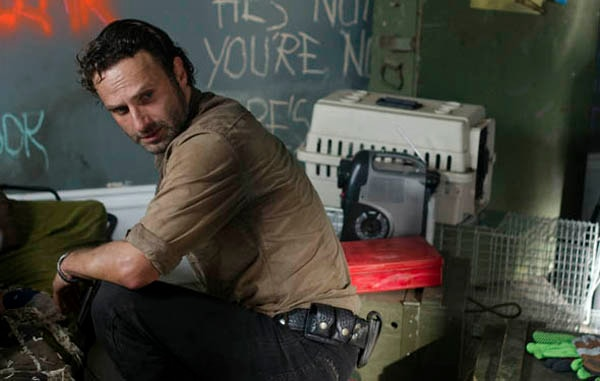See Clearly in This Promo, a Clip, and New Still from The Walking Dead Episode 3.12 - Clear