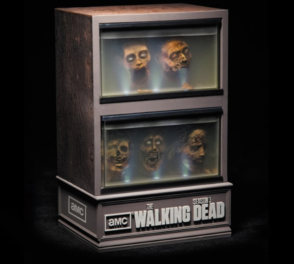 Limited Edition Home Video Packaging Revealed for The Walking Dead Season 3