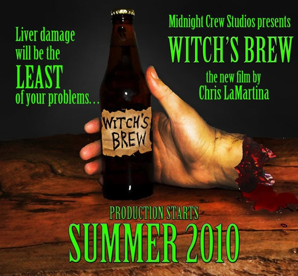 Witch's Brew Stirs Up An Inebriated Trailer