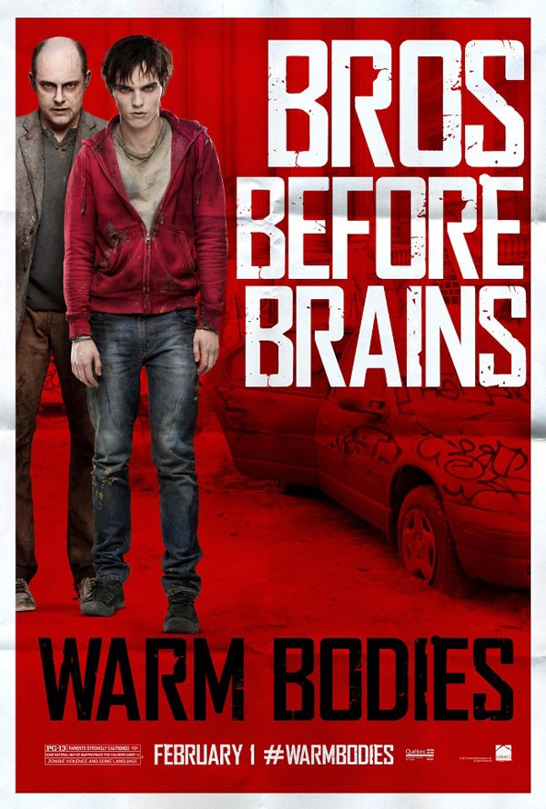 More Warm Bodies One-Sheets to Tickle Your Funny Bones and Then Some!