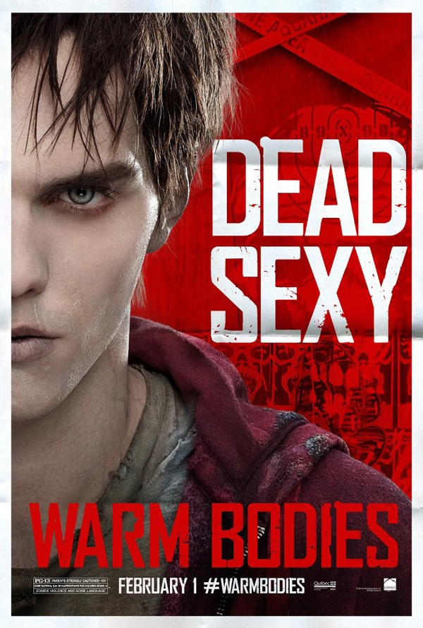 wb5 - Thespian Rob Corddry Shares Acting Tips With the Undead in Warm Bodies