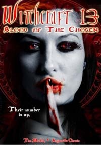 Witchcraft 13: Blood of the Chose DVD (click for larger image)