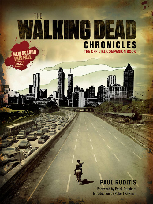 Abrams Announces The Walking Dead Chronicles: The Official Companion Book