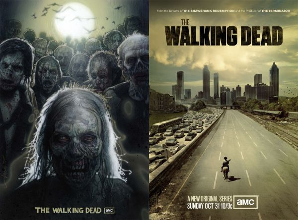 Win Yourself Some Badass Walking Dead Posters