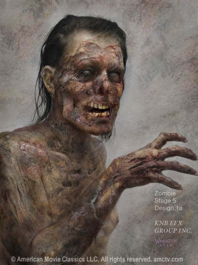Frank Darabont's The Walking Dead - See the Dead Rot!