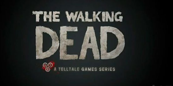 First Screenshot from The Walking Dead Video Game