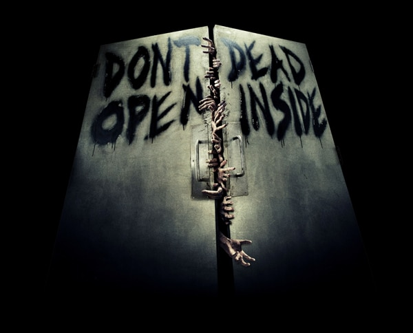 Official Word on The Walking Dead at Halloween Horror Nights