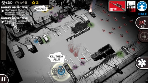 The Walking Dead: Assault Loses Its Head At The App Store