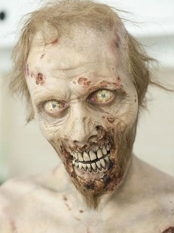 How To Make A Monster, Baby! A Behind-the-Scenes Look at The Walking Dead Zombie Make-Up