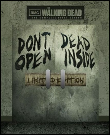 The Walking Dead - New Collector's Edition on its Way! Details and Art!
