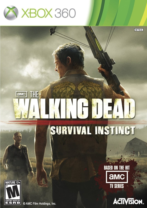 The Walking Dead: Survival Instinct Gets Release Date