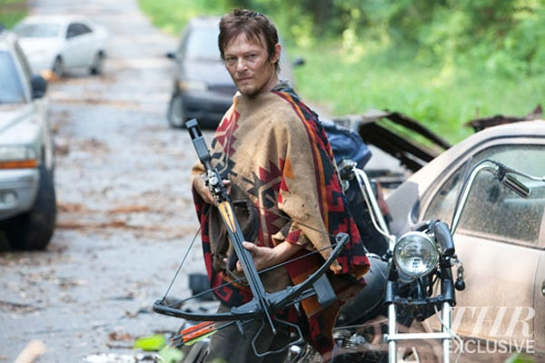 More New Images from The Walking Dead Season 3; Lauren Cohan and Norman Reedus Talk Characters!