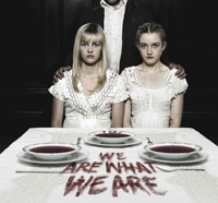 we are what we are poster art s - We Are What We Are (2013)