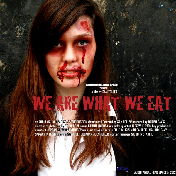 We're Going to Eat You DVD (click for larger image)