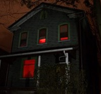 Paranormal Activity at Amityville Horror House of PA; Ghost Hunter Claims 100% Proof!