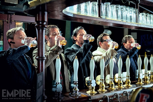 Have a Pint at The World's End