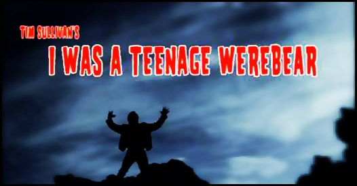First Impressions: Tim Sullivan's I Was a Teenage Werebear