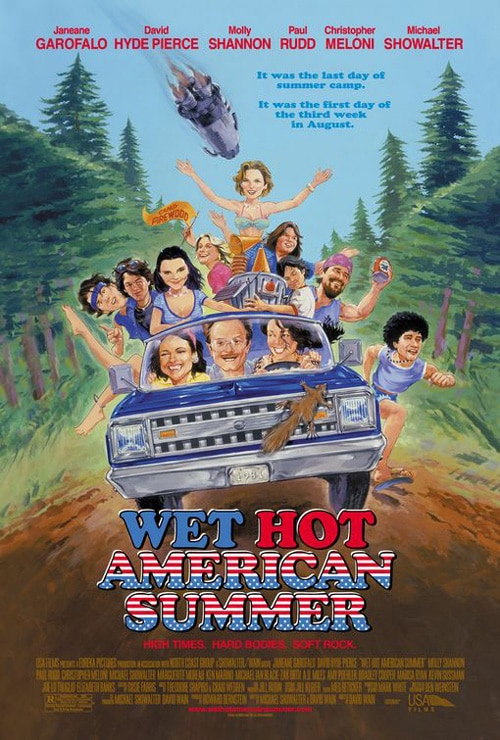 Have a Wet Hot American Summer in Boston This Weekend (and Win Some Tickets)