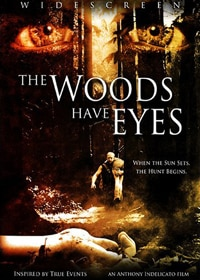 The Woods Have Eyes DVD(click for larger image)