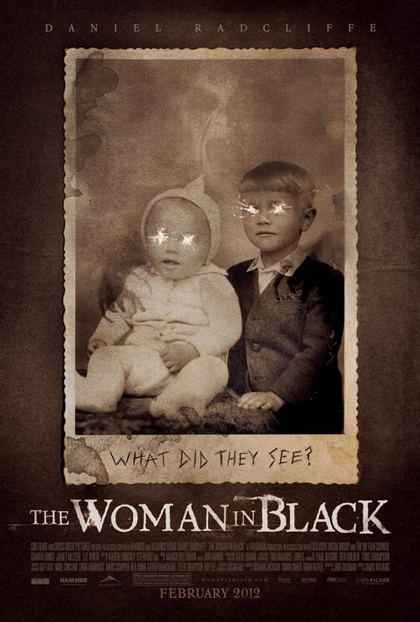 wibb - The Woman in Black Review Creeps In