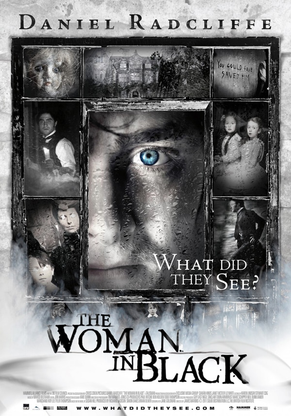 Hammer's The Woman in Black Casting News - Not Being Shot in 3D