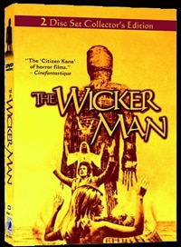 The Wicker Man - 2 Disc Collector's Edition (click for larger image)