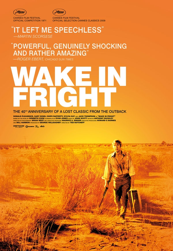 Fantastic Fest 2012: New Trailer and Artwork for Lost Aussie Film Wake in Fright