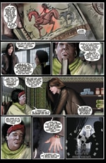 Witchblade 123 preview!