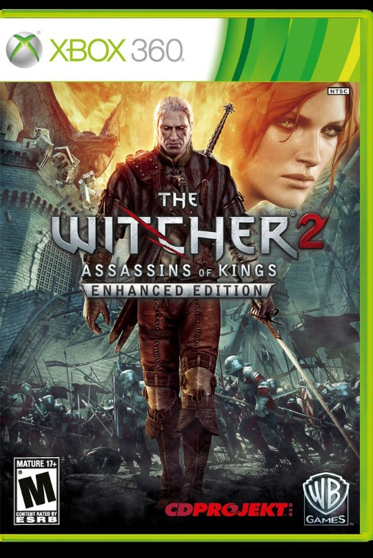 The Witcher 2 on Xbox 360 Gets a Release Date