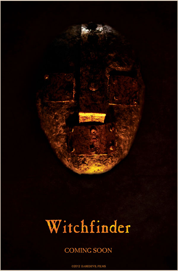 Witchfinder Short Film Finds a Teaser Poster