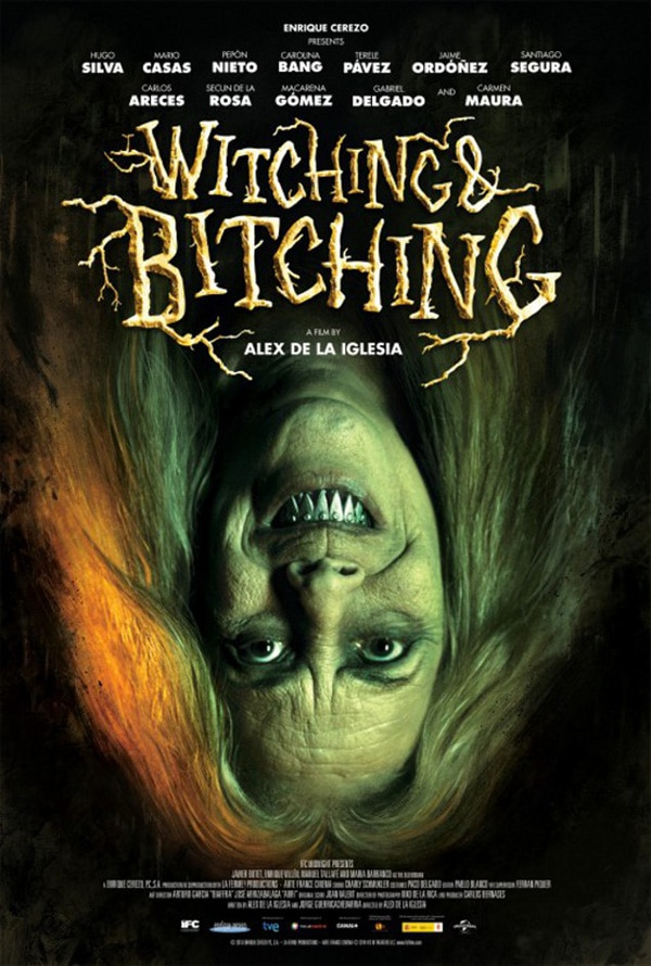 New Trailer and Artwork Begin Witching and Bitching!