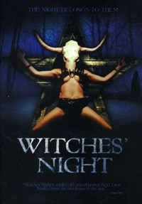 Witches' Night DVD review (click for larger image)