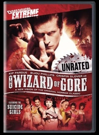 The Wizard of Gore DVD review