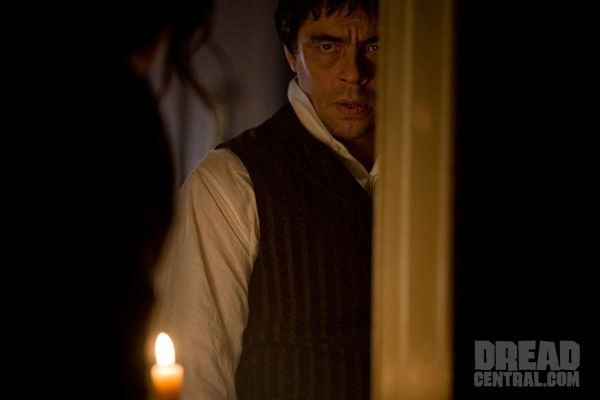 The Wolfman on the Prowl in New Stills