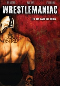 Wrestlemaniac DVD (click for larger image)
