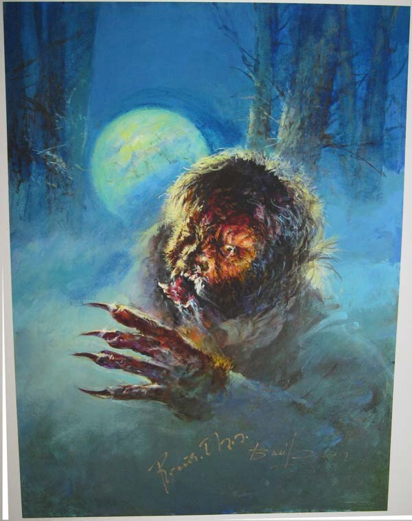 Three Weeks of The Wolfman Contest