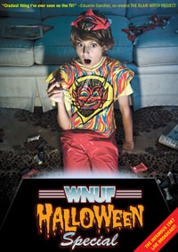 The WNUF Halloween Special (DVD)