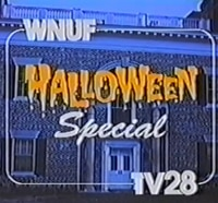 The WNUF Halloween Special Comes to DVD