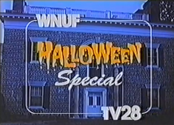 wnuf halloween special - Long Lost 1987 WNUF Halloween Special Finally Released to the Public!