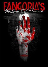 Massive guest list for Fangoria's latest Weekend of Horrors!