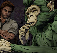 Launch Trailer and New Screenshots Come Howling in for The Wolf Among Us